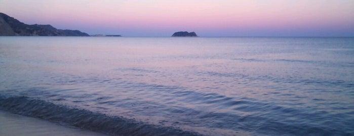 Kalamaki Beach is one of Grécia.