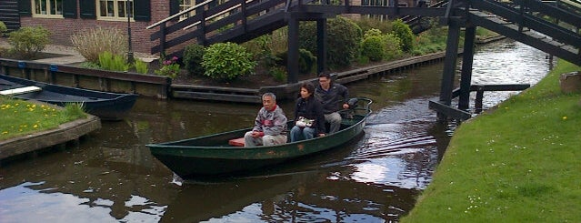 Giethoorn is one of Place to See.