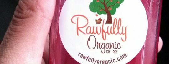 Rawfully Organic Co-op is one of To do Houston.