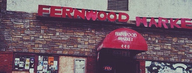 Fernwood Market is one of Around home.