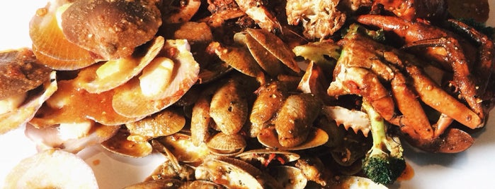Shell Out is one of KL Casual Dining.