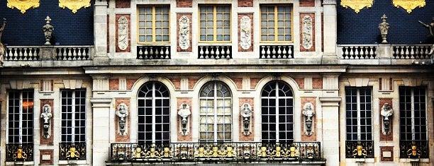 Palacio de Versalles is one of Bienvenue en France !.