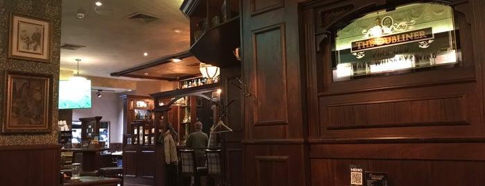 The Dubliner is one of Все пабы Москвы.