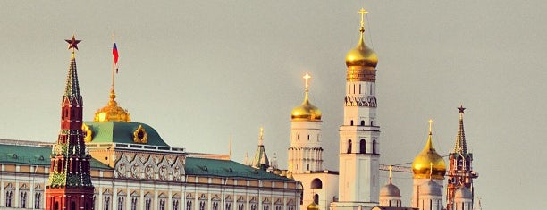Кремль is one of UNESCO World Heritage Sites in Eastern Europe.