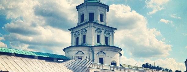 Новоиерусалимский монастырь is one of Russia10.