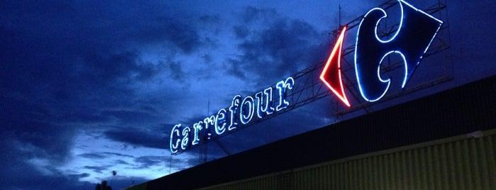 Carrefour is one of Rafael'in Beğendiği Mekanlar.