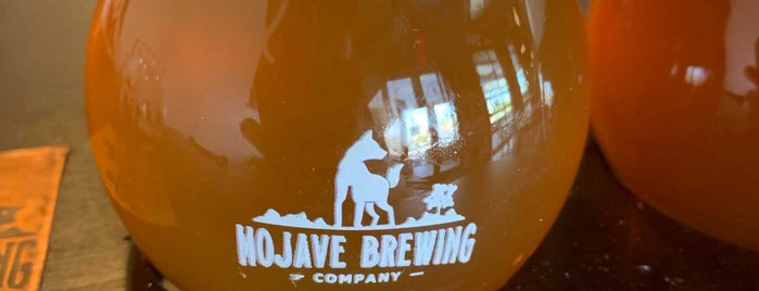 Mojave Brewing Company is one of Viva Las Vegas.