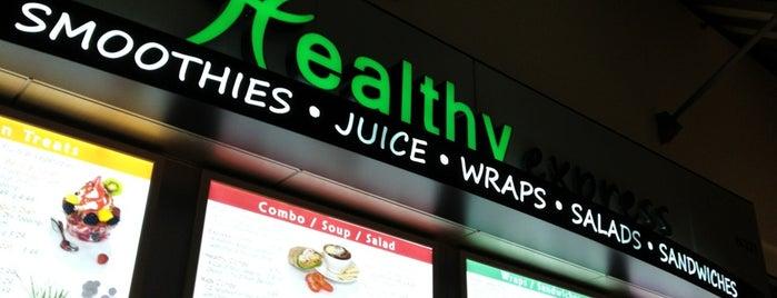 Healthy Express is one of Posti che sono piaciuti a Austin.
