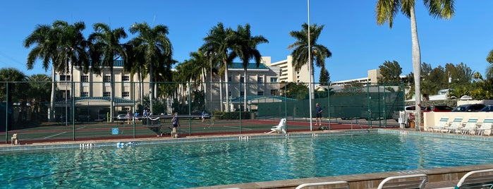 The Palm Bay Club is one of Sarasota.