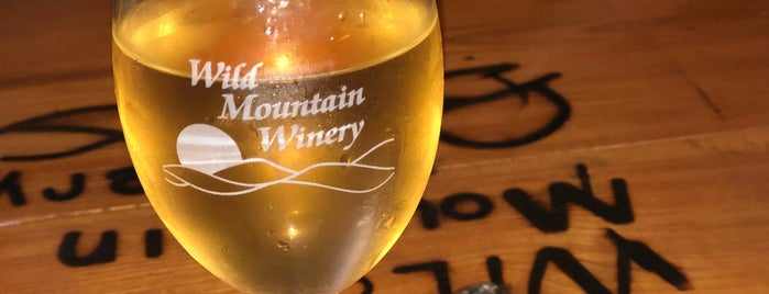 Wild Mountain Winery is one of Lugares favoritos de Kristen.