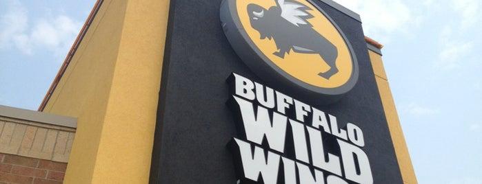 Buffalo Wild Wings is one of Victoria 님이 좋아한 장소.