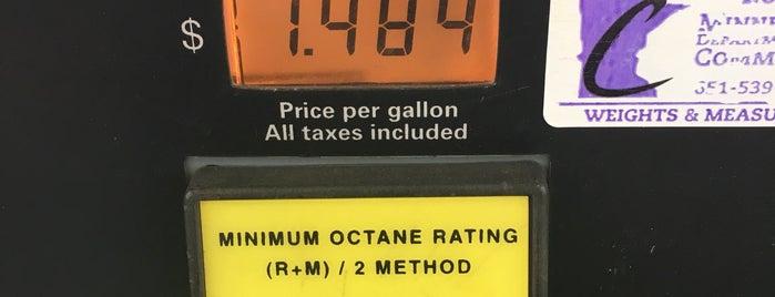 Hy-Vee Gas is one of Posti che sono piaciuti a Austin.