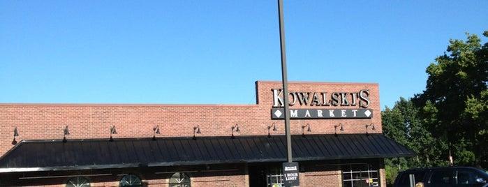 Kowalski's Market is one of Posti che sono piaciuti a Leilani.