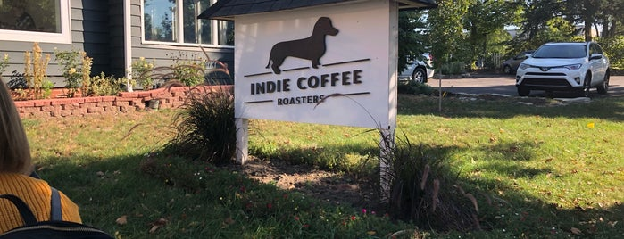 Indie Coffee Roasters is one of Coffee and food Indianapolis.