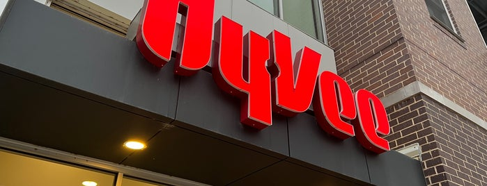 Hy-Vee is one of Des Moines.