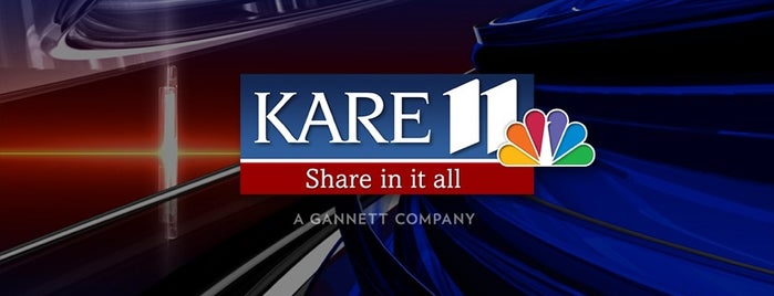 KARE 11 NBC is one of Austin 님이 좋아한 장소.