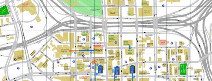 Downtown Saint Paul is one of Posti che sono piaciuti a Austin.