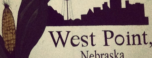 West Point, NE is one of Orte, die Austin gefallen.