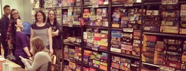 Gameopolis is one of Board Game Cafes.