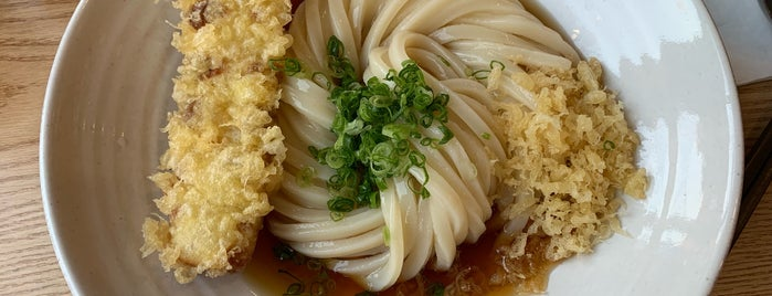 Mita Udon is one of Seoul: Restaurants- Noodle.