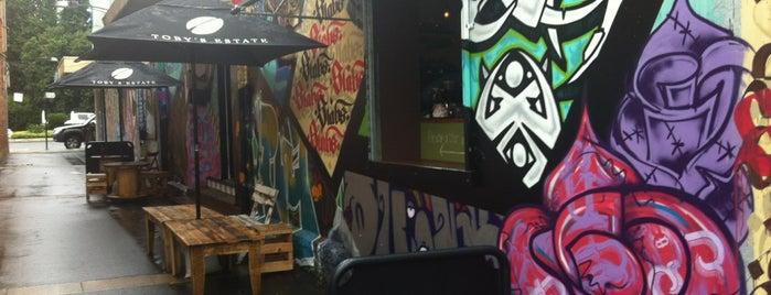 Ground Up Espresso Bar is one of Daniele : понравившиеся места.