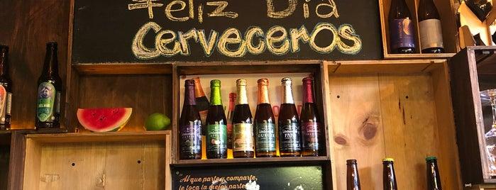 El Bebedero - Cerveza Artesanal is one of Para probar.