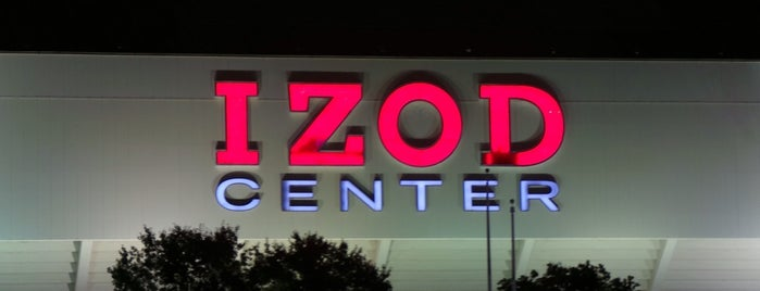 IZOD Center is one of All Things Sporting Venues....