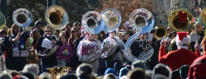 TUBACHRISTMAS is one of Denver 2014.