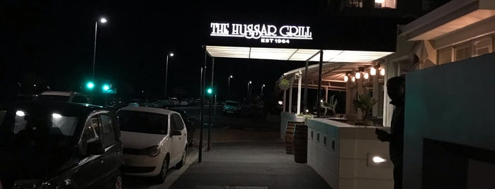 The Hussar Grill is one of South Africa.