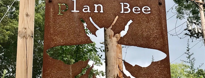 Plan Bee Farm Brewery is one of Upstate.