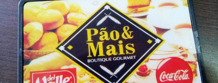 Pão & Mais is one of Ricardo 님이 좋아한 장소.