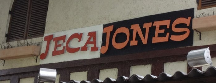 Jeca Jones is one of Por aí em Sampa.