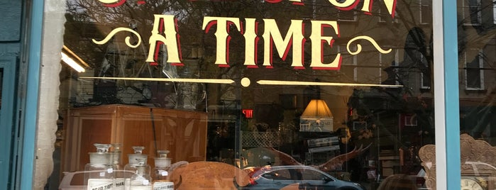 Once Upon a Time Antiques is one of Antiques.