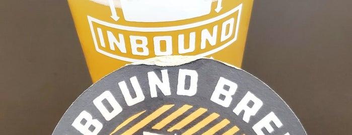 Inbound BrewCo is one of Minneapolis.