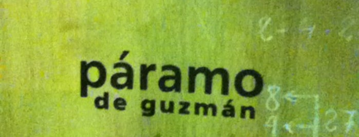 Bodega Páramo de Guzmán is one of Ruta del Vinoさんのお気に入りスポット.