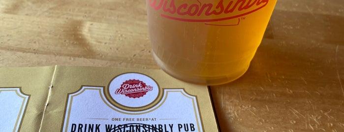 Drink Wisconsinbly Pub is one of Posti salvati di Jon.