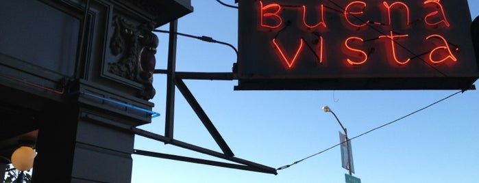 Buena Vista Cafe is one of San Francisco spots.