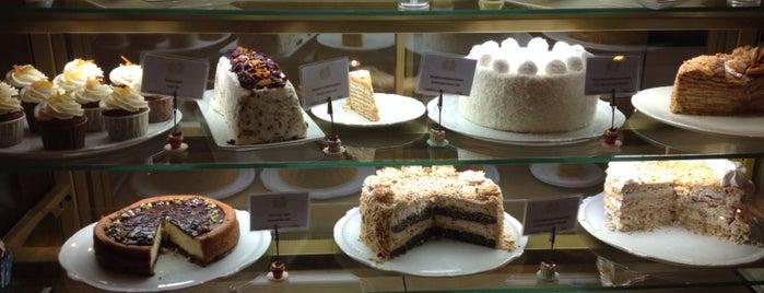 Pinavija Bakery & Tea Room is one of Adam's Liked Places.