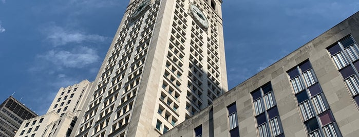 Metropolitan Life Insurance Company Tower is one of Bart Bikt: NYC.