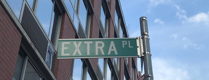 Extra Place is one of places.