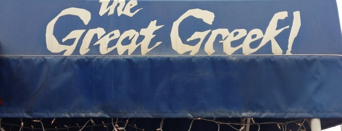 The Great Greek is one of Posti che sono piaciuti a Efrosini-Maria.