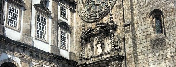 Igreja de São Francisco is one of Portugal.