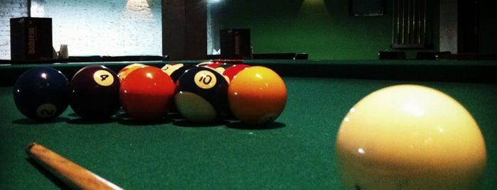 Bahrem Pompéia Snooker Bar is one of GR.
