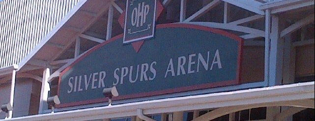 Silver Spurs Arena is one of 2014 U.S. Tour.