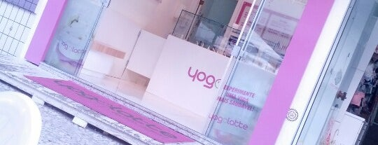 Yogolatte Frozen Yogurt is one of Jurere by The.