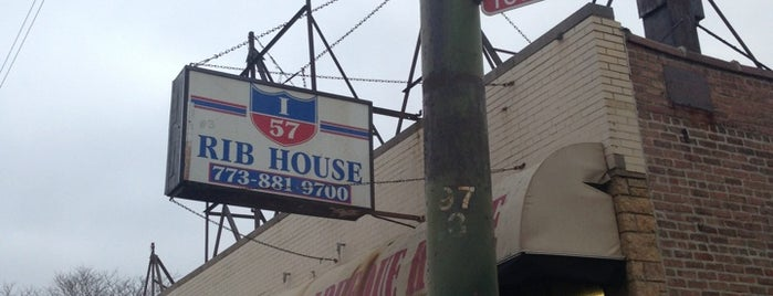 I-57 Ribhouse is one of Chicago.