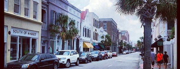 King Street is one of Top 10 favorites places in Charleston, SC.