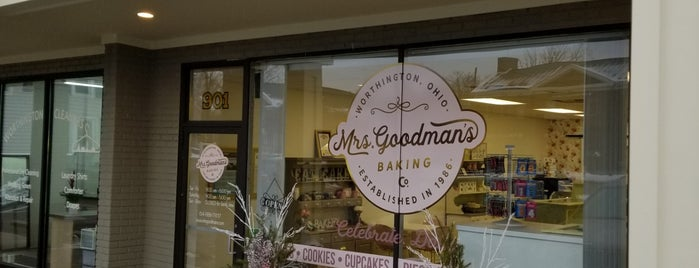 Mrs. Goodman's Baking Co. is one of USA 5.