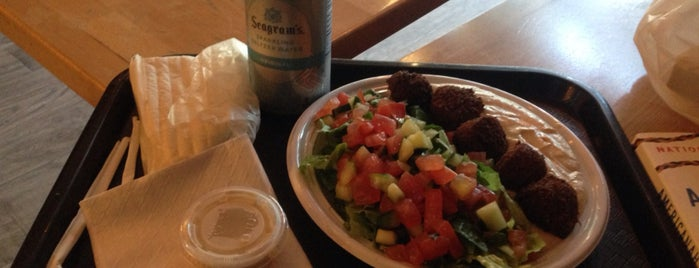 Pita Grill is one of Favs.