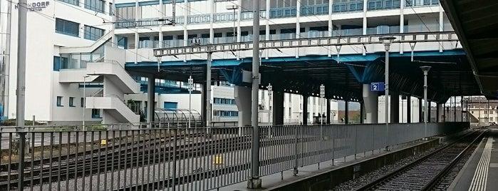 Bahnhof Hochdorf is one of schon gemacht 2.